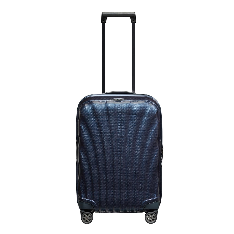 Samsonite C-Lite Spinner 55 Exp midnight blue Harde Koffer <br/></noscript><img class=