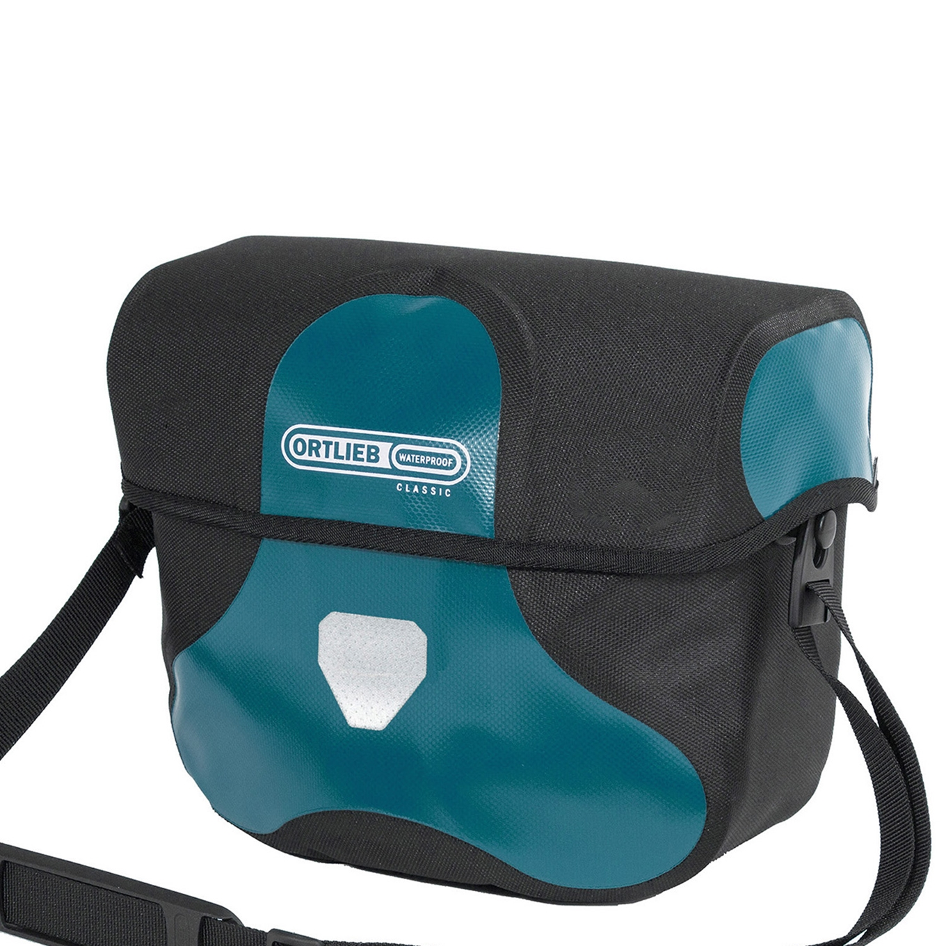 Ortlieb Ultimate Six Classic 7L petrol-black