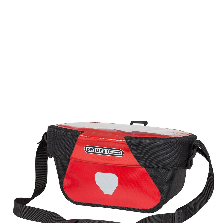 Ortlieb Ultimate Six Stuurtas Classic 5L red/black <br/></noscript><img class=