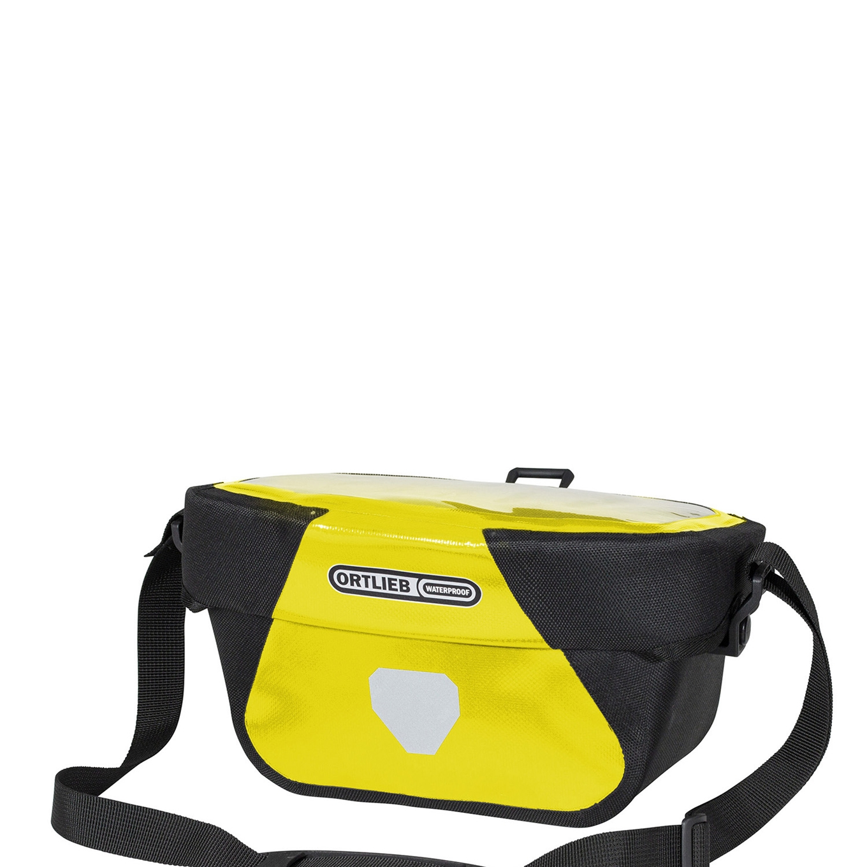 Ortlieb Ultimate Six Stuurtas Classic 5L yellow/black <br/></noscript><img class=