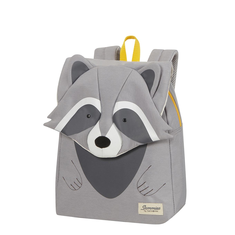 Sammies by Samsonite Happy Sammies Eco Backpack S Plus raccoon remy Kindertas