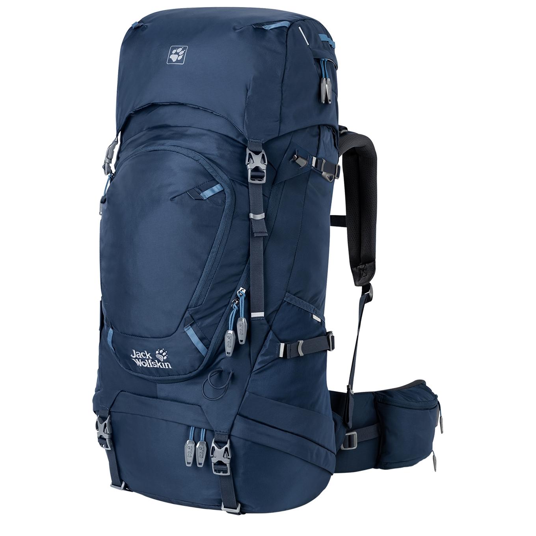 Jack Wolfskin Highland Trail 45 Women dark indigo II backpack <br/></noscript><img class=