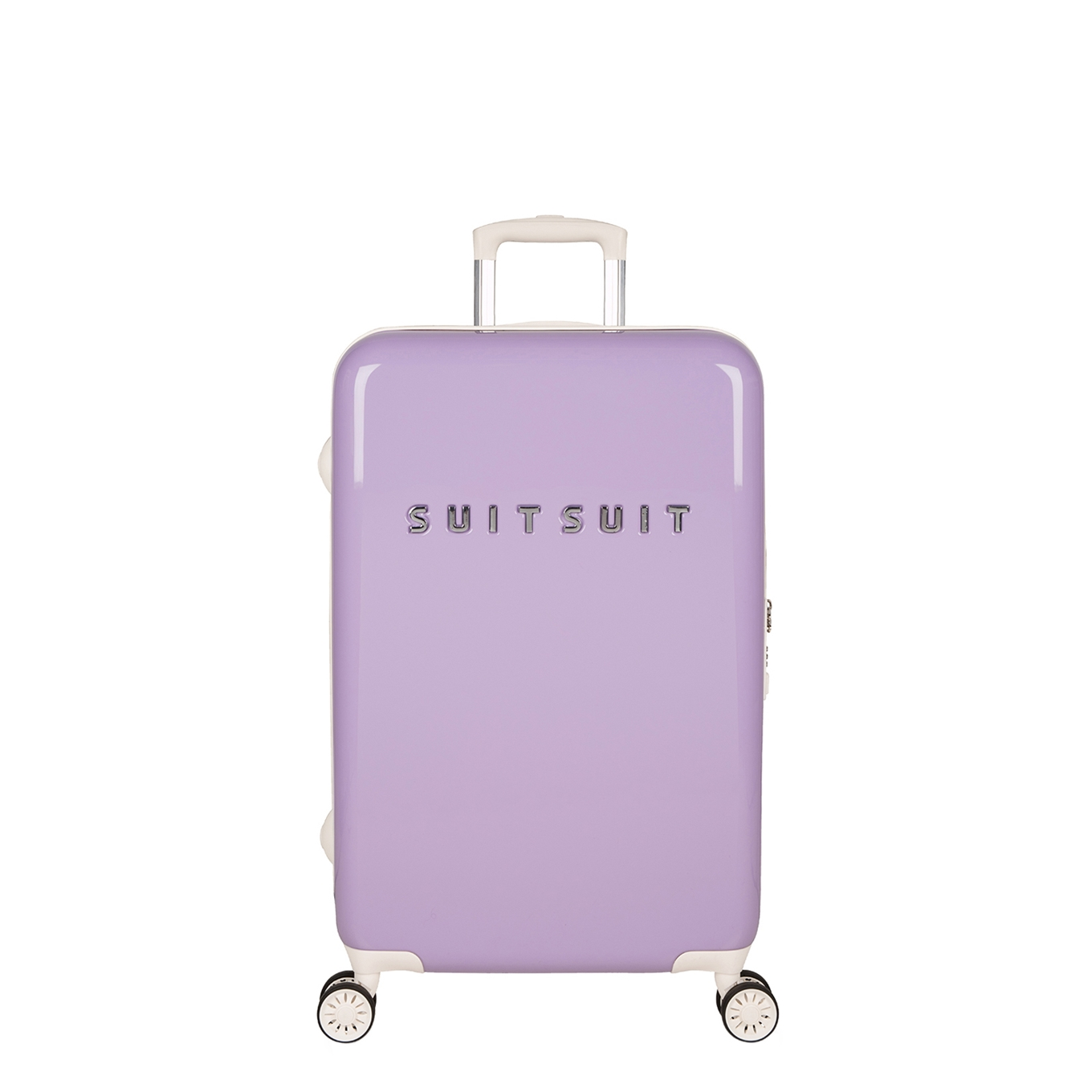 SUITSUIT Fabulous Fifties Trolley 66 royal lavender Harde Koffer <br/></noscript><img class=