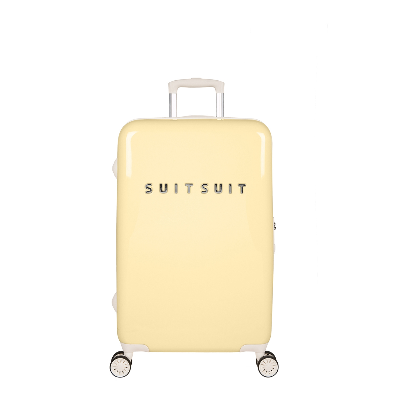 SUITSUIT Fabulous Fifties Trolley 66 french vanilla Harde Koffer <br/></noscript><img class=