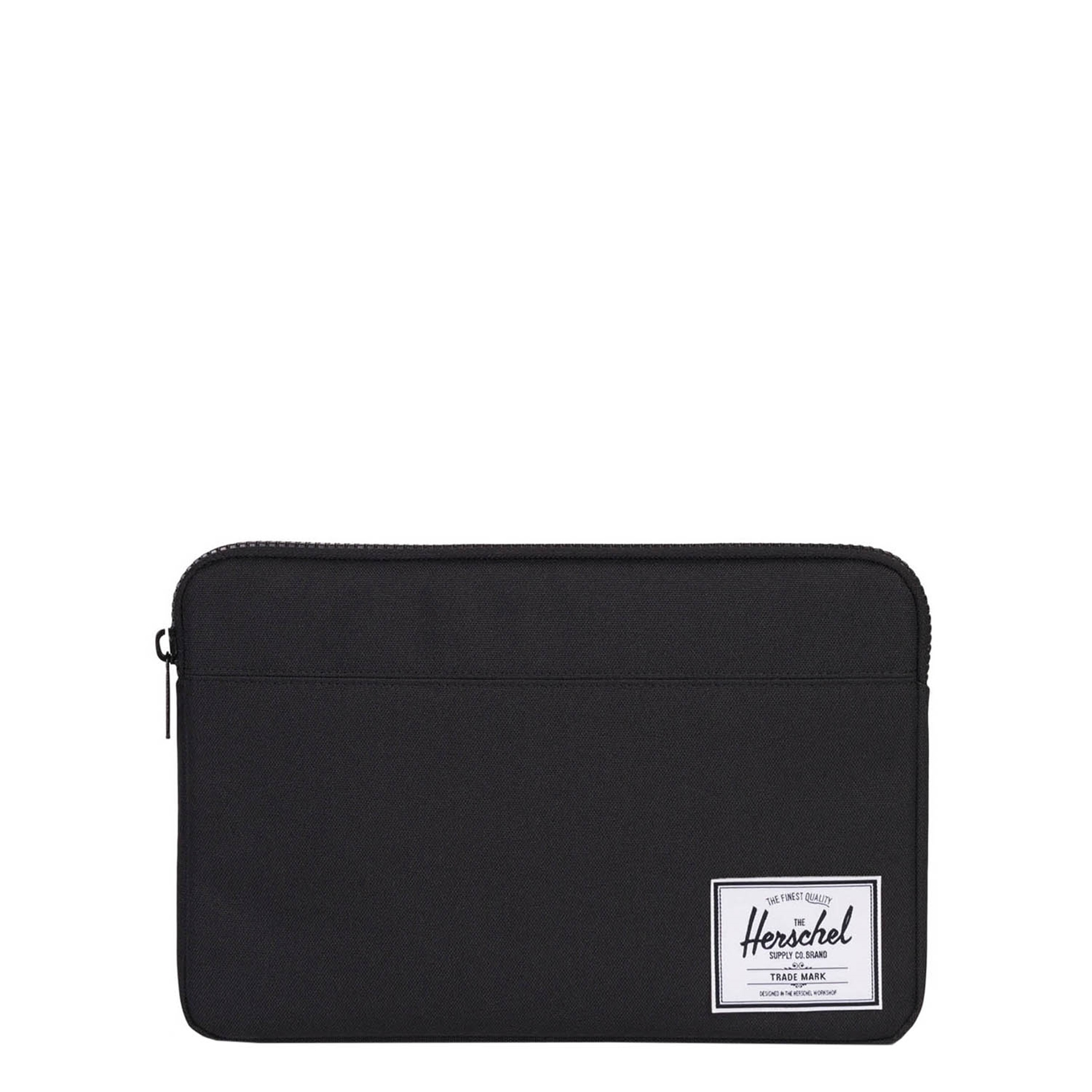 Herschel Supply Co. Anchor Sleeve for 12 inch MacBook black Laptopsleeve