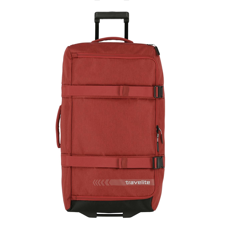 Travelite Kick Off Wheeled Duffle L red Reistas <br/></noscript><img class=