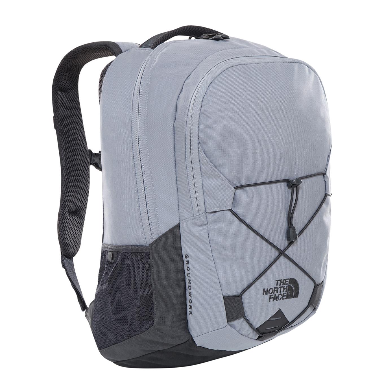 The North Face Groundwork Backpack mid grey / asphalt grey backpack