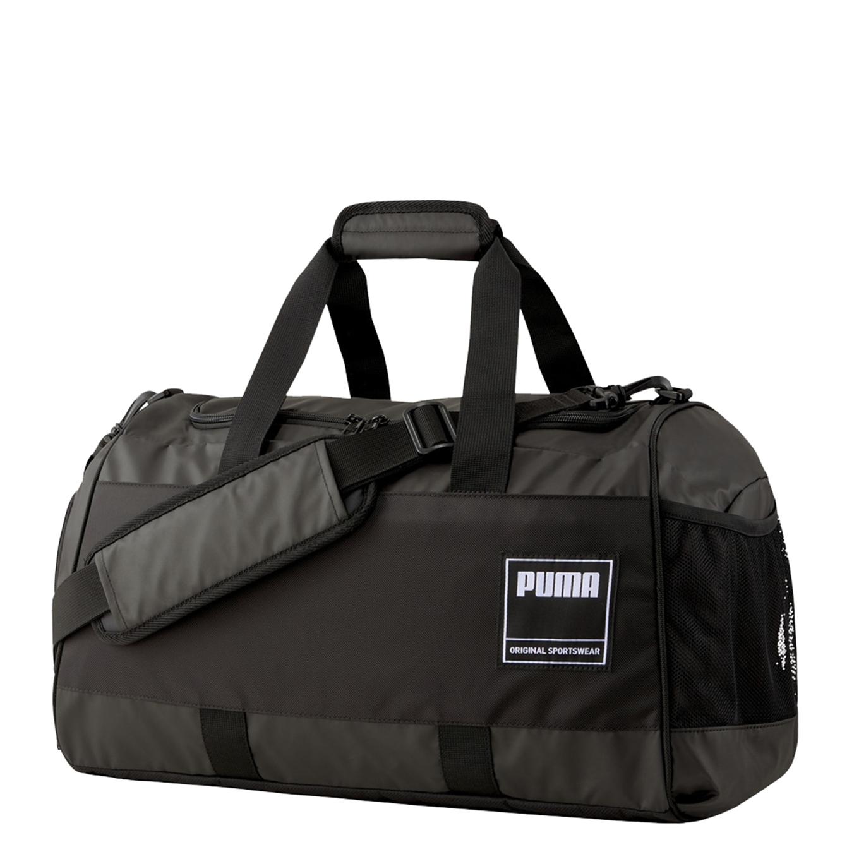 Puma Gym Duffle M puma black <br/></noscript><img class=