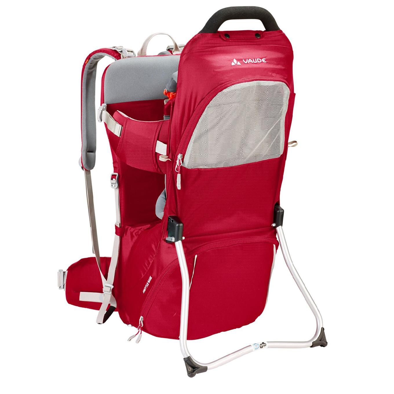 Vaude Shuttle Base Kinderdrager dark indian red backpack <br/></noscript><img class=