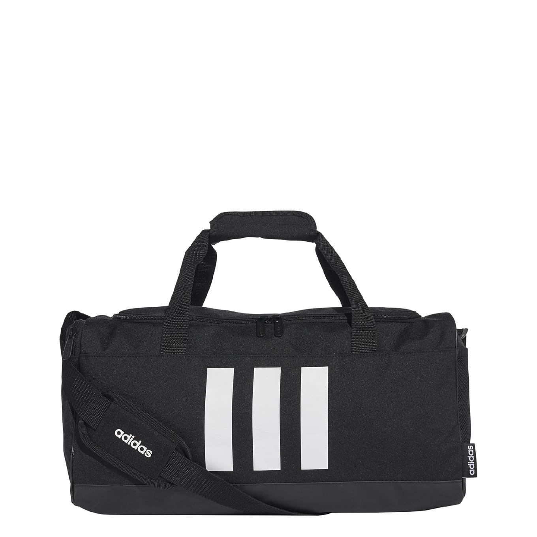 Adidas Training 3-Stripes Duffel Bag S black Weekendtas