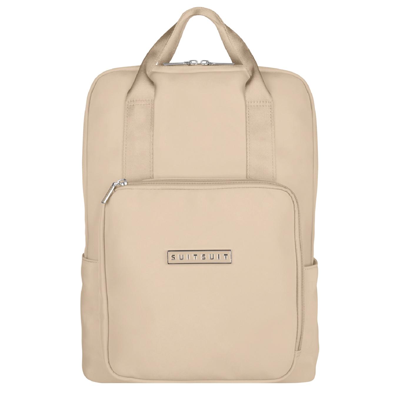 SUITSUIT Natura Laptop Rugtas sand backpack
