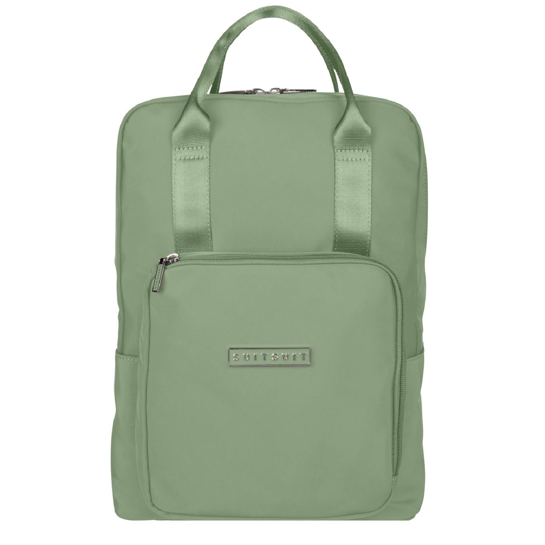 SUITSUIT Natura Laptop Rugtas moss backpack