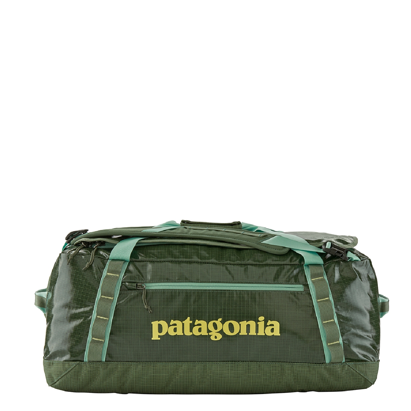 Patagonia Black Hole Duffel 55L camp green Weekendtas <br/></noscript><img class=