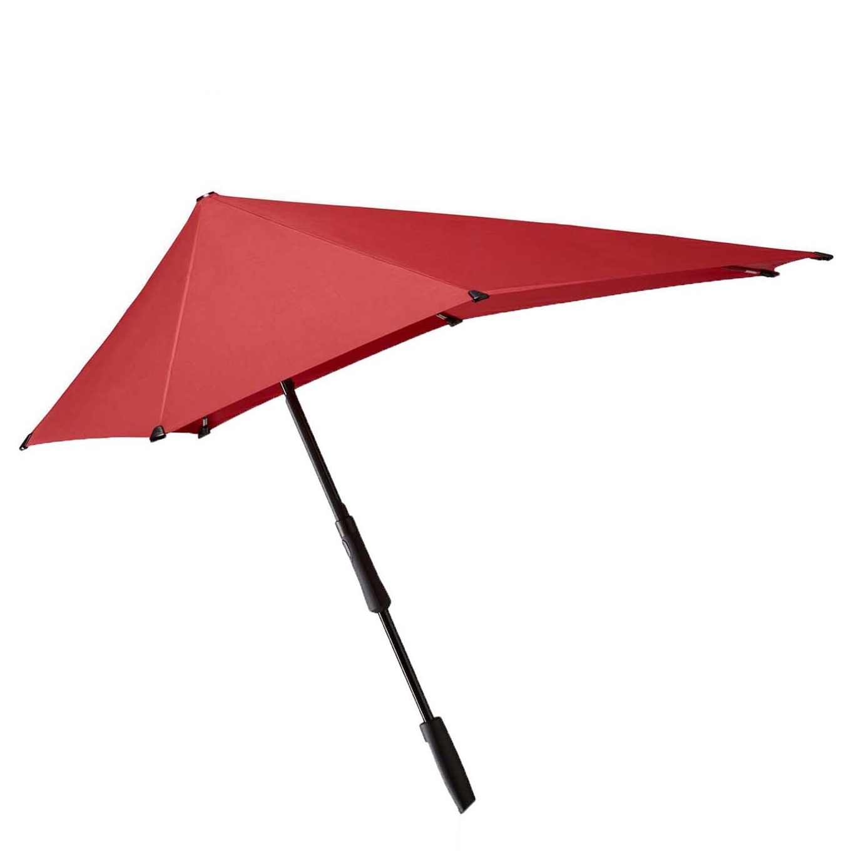 Senz Large Stick Stormparaplu passion red (Storm) Paraplu