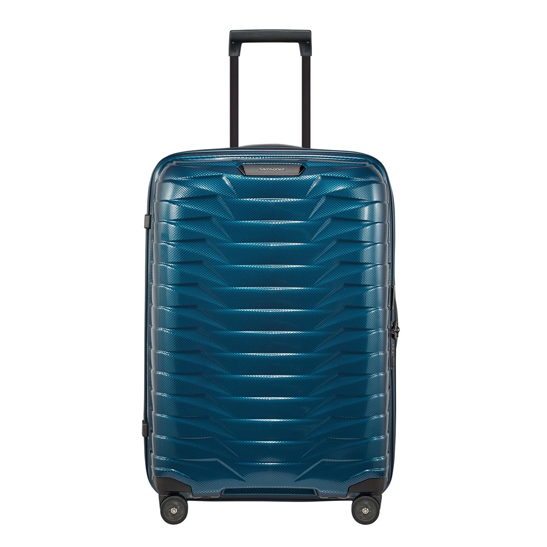 Samsonite Proxis Spinner 69 petrol blue Harde Koffer <br/></noscript><img class=