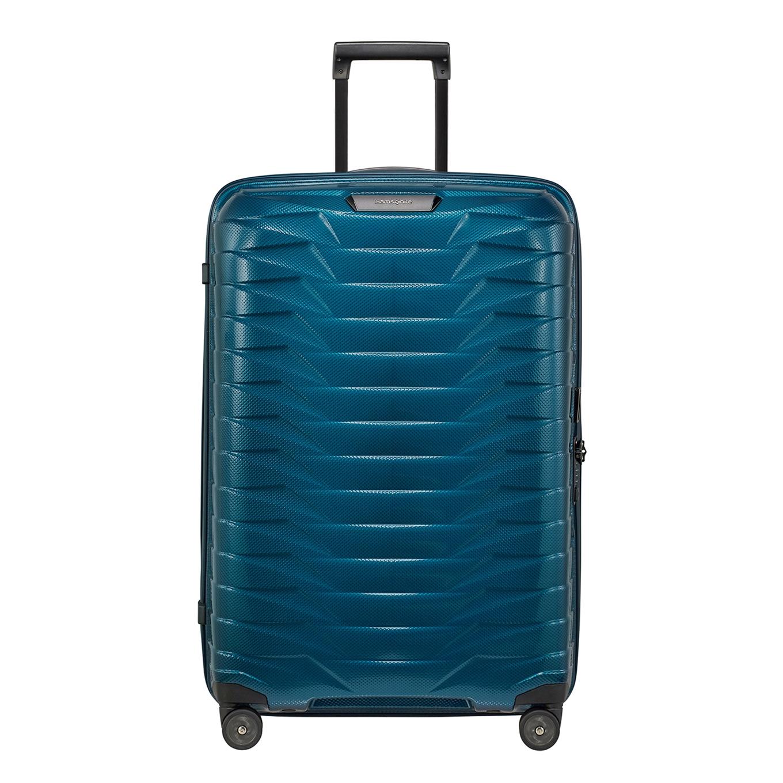 Samsonite Proxis Spinner 75 petrol blue Harde Koffer <br/></noscript><img class=