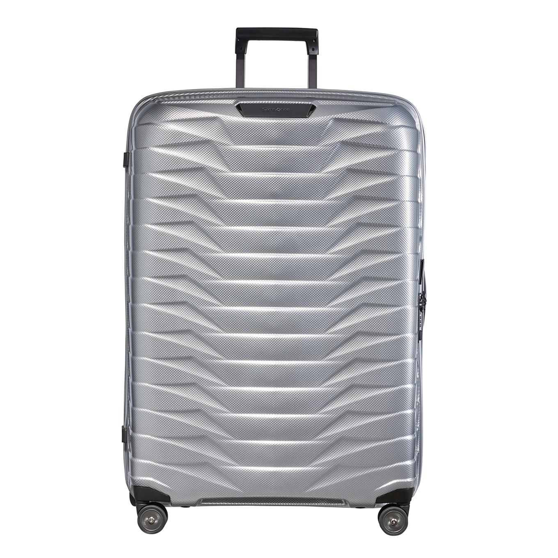 Samsonite Proxis Spinner 81 silver Harde Koffer <br/></noscript><img class=