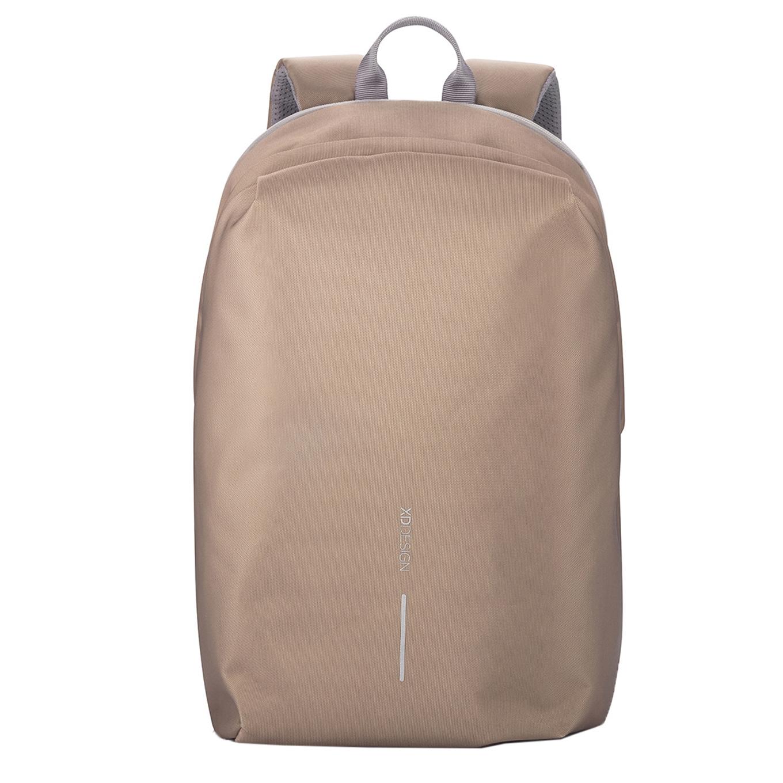 XD Design Bobby Soft Anti-Diefstal Rugzak brown backpack