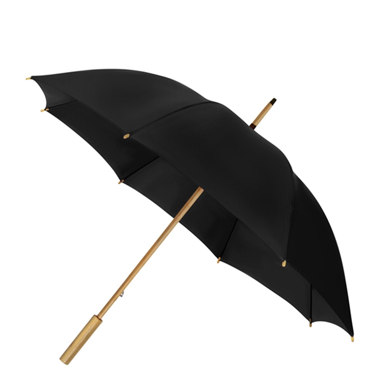 Impliva ECO Windproof Paraplu black (Storm) Paraplu