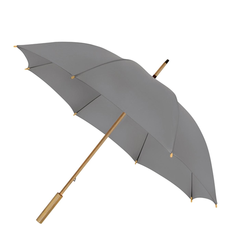 Impliva ECO Windproof Paraplu grey (Storm) Paraplu