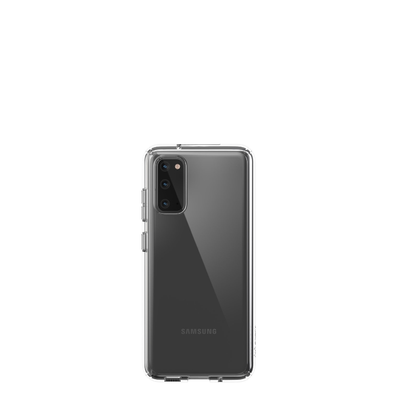 Speck Presidio Perfect Clear Samsung Galaxy S20 clear Telefoonhoesje