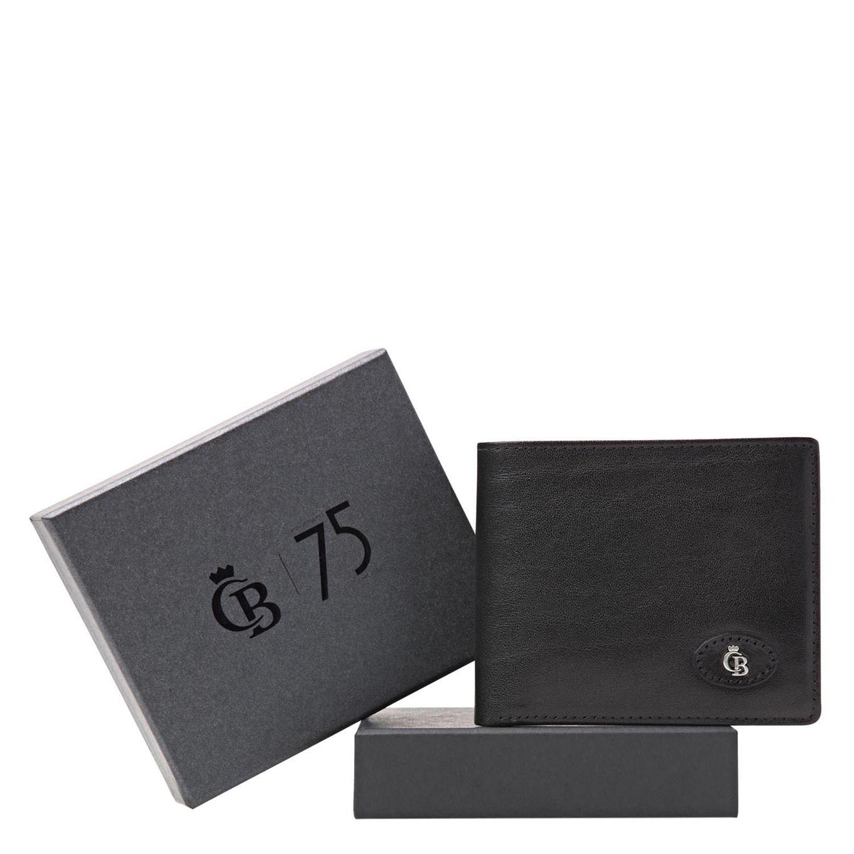 Castelijn & Beerens Giftbox Billfold black Heren portemonnee
