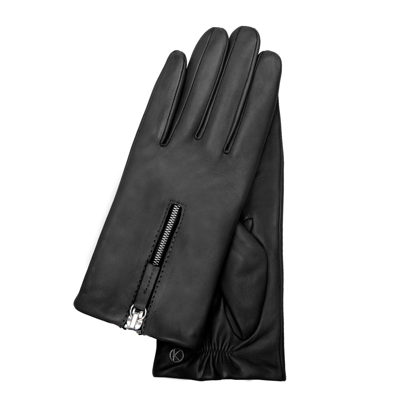 Otto Kessler Enya Dames Handschoenen black 7,5