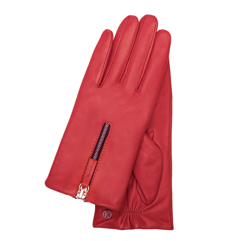 Otto Kessler Enya Dames Handschoenen crimson 7,5