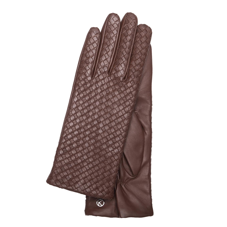 Otto Kessler Mila Dames Handschoenen tan 7,5