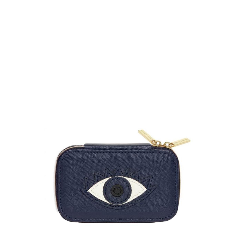 Estella Bartlett Mini Jewellery Box saffiano