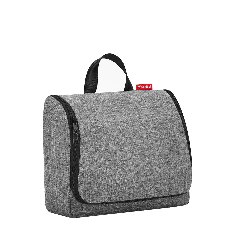 Reisenthel-Make-up tasjes-Toiletbag XL-Zilverkleurig