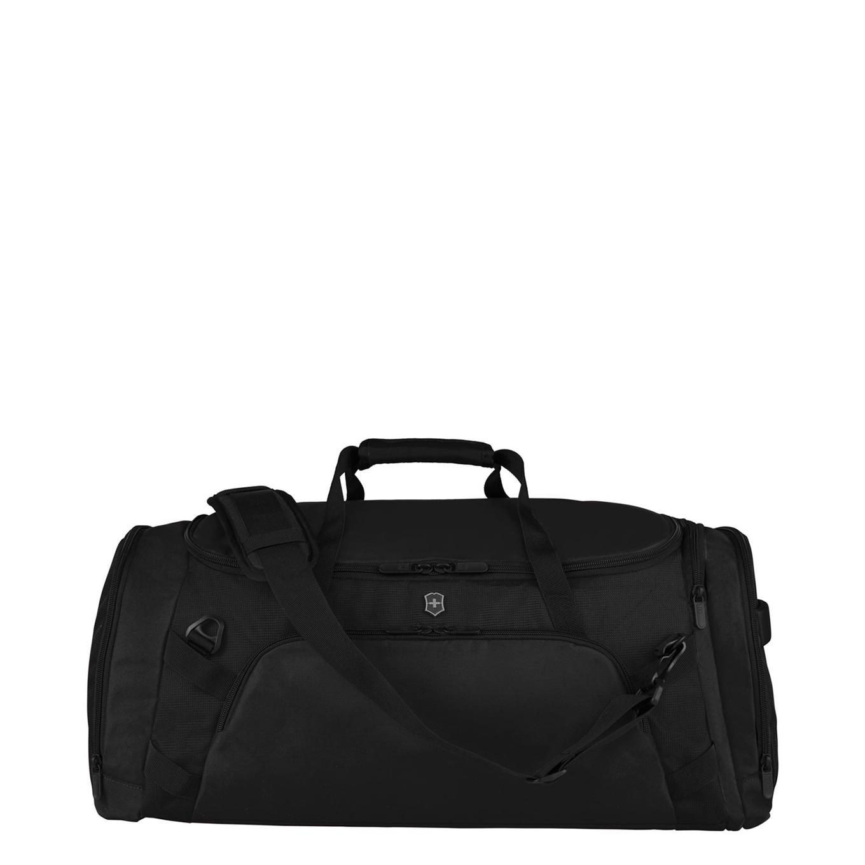 Victorinox VX Sport Evo 2-in-1 Backpack/Duffel black/black Weekendtas <br/></noscript><img class=
