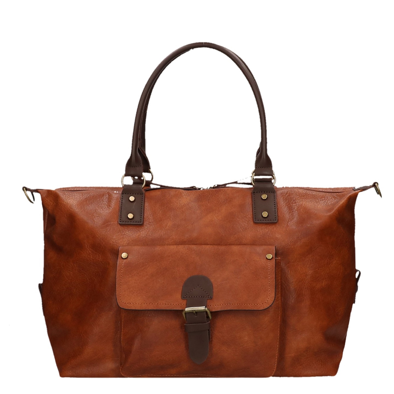 Flora & Co Bags Weekendtas camel Weekendtas <br/></noscript><img class=