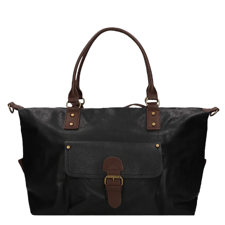 Flora & Co Bags Weekendtas black II Weekendtas <br/></noscript><img class=
