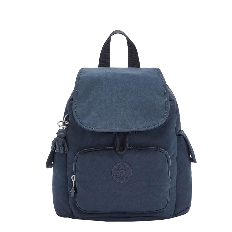 Kipling City Pack Mini Rugzak blue blue backpack