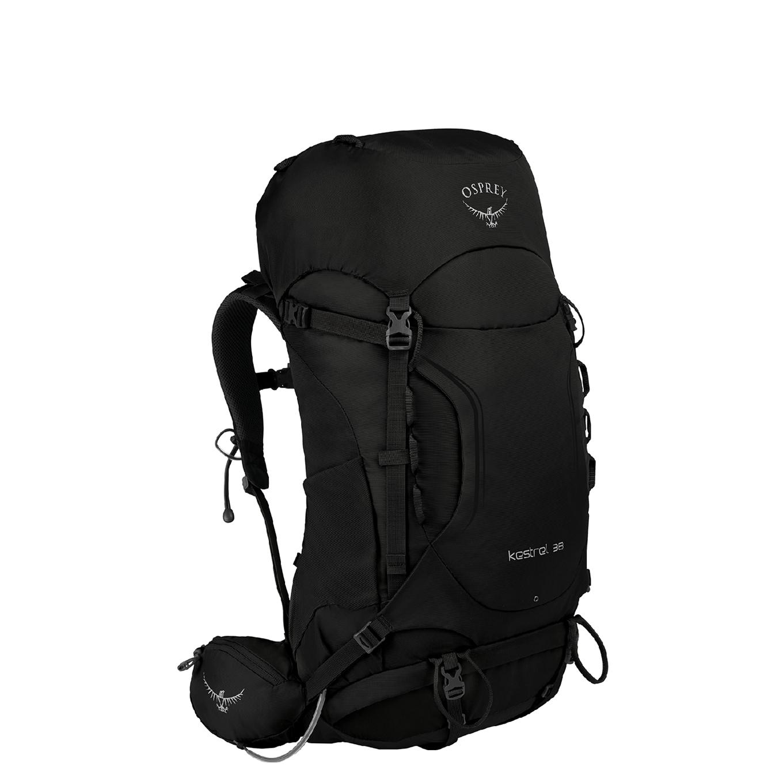 Osprey Kestrel 38 Backpack S/M black backpack <br/></noscript><img class=