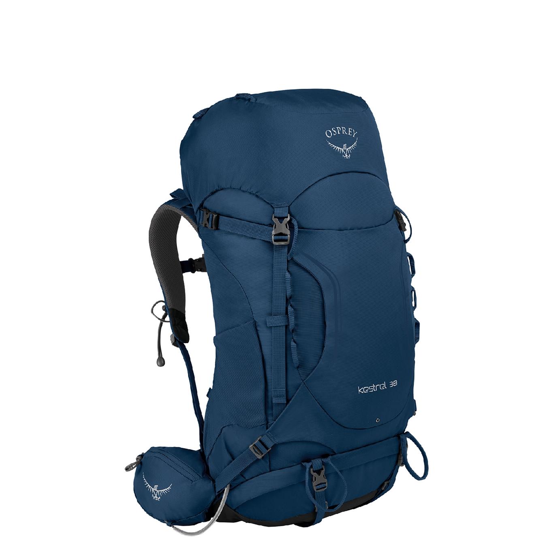 Osprey Kestrel 38 Backpack S/M loch blue backpack <br/></noscript><img class=