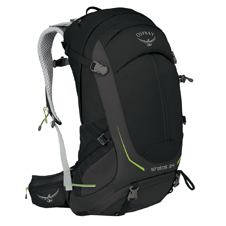 Osprey Stratos 34 Backpack S/M black backpack <br/></noscript><img class=
