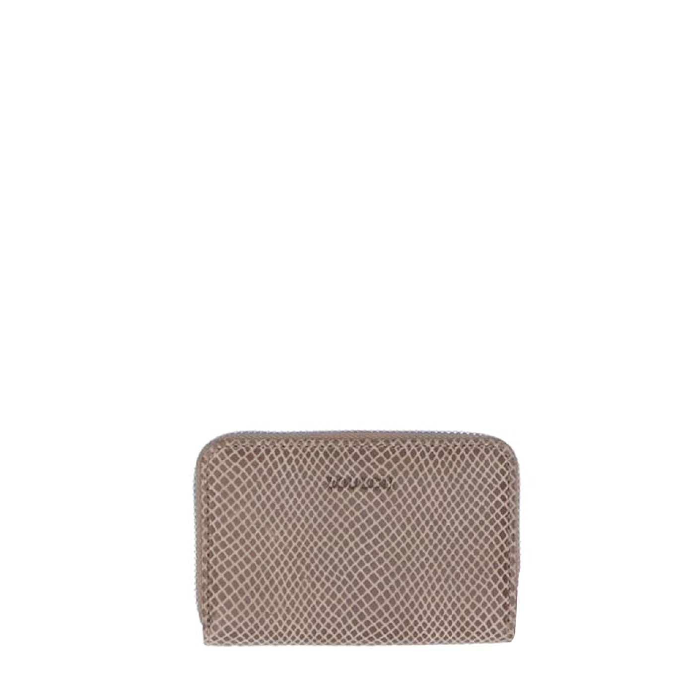 LouLou Essentials XS Queen taupe Dames portemonnee