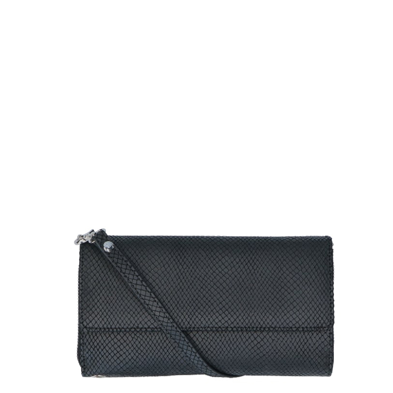 LouLou Essentials XL Queen black Dames portemonnee