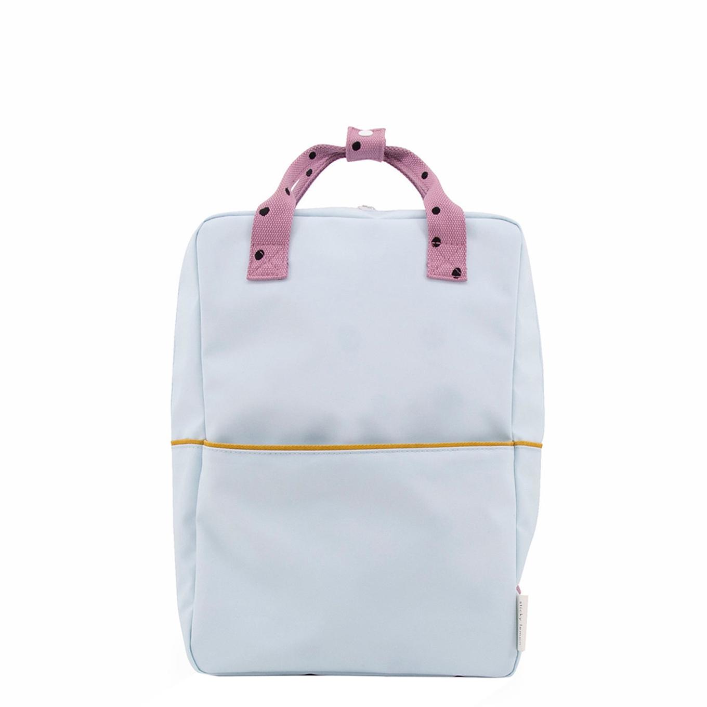 Sticky Lemon Freckles Backpack Large sky blue pirate purple caramel fudge Kindertas