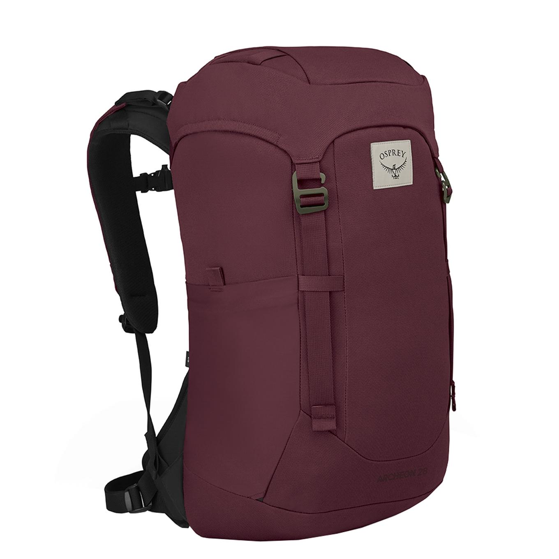 Osprey Archeon 28 Backpack mud red backpack
