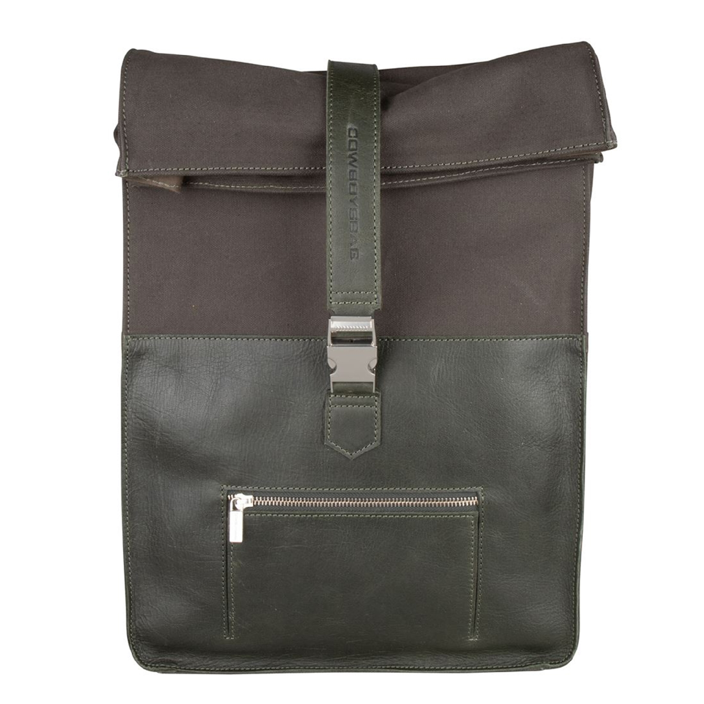 Cowboysbag Hunter Backpack 17 inch dark green backpack