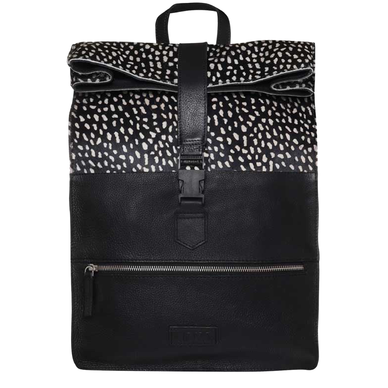Mozz Wild Ones Gobi Backpack Luiertas dots reverse Damestas