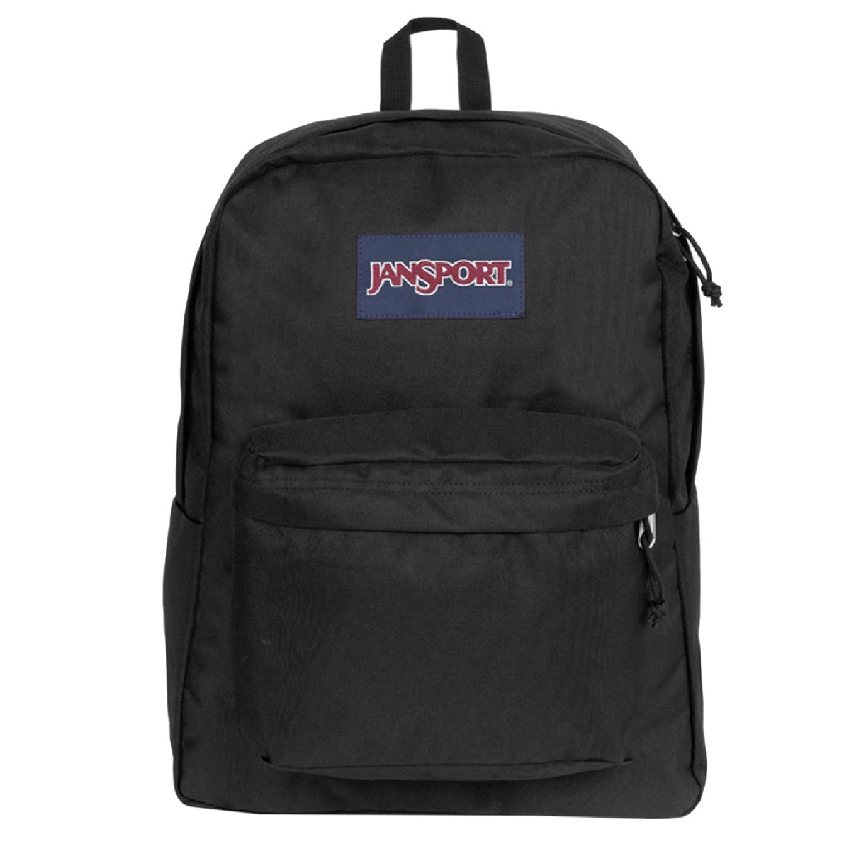 JanSport SuperBreak One Rugzak black backpack