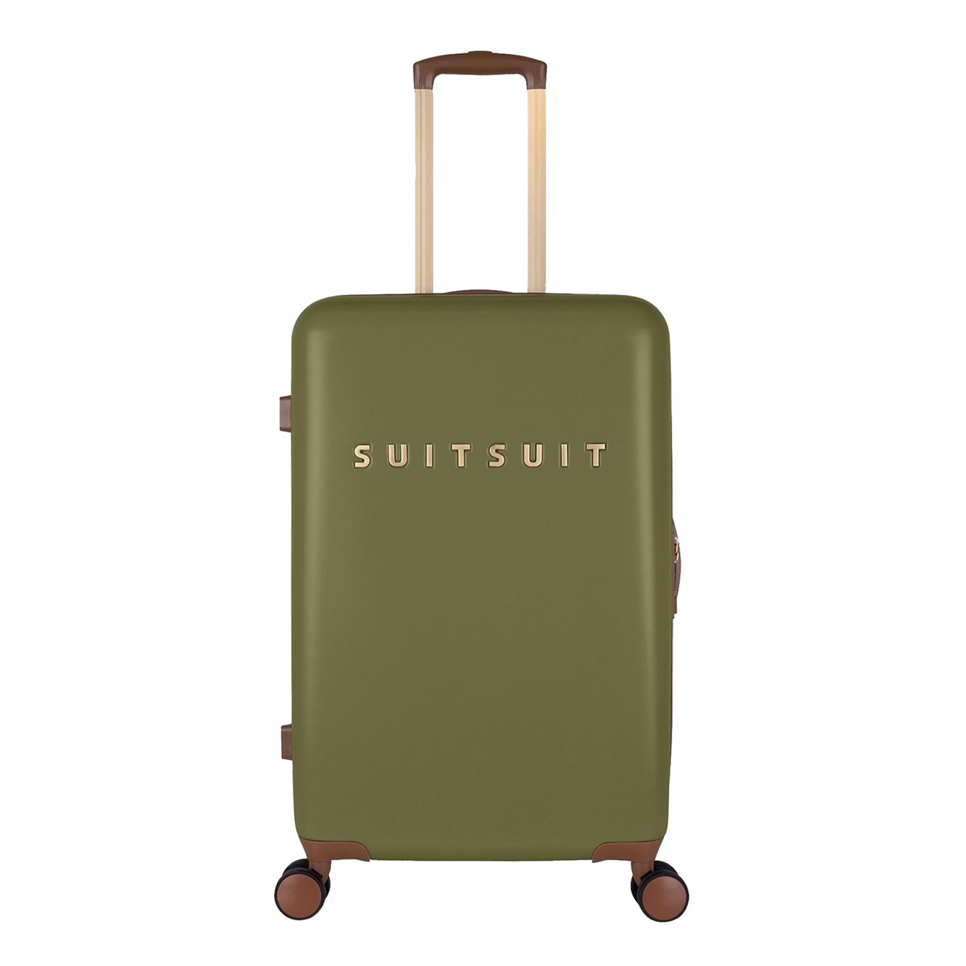 SUITSUIT Fab Seventies Trolley 66 martini olive Harde Koffer <br/></noscript><img class=