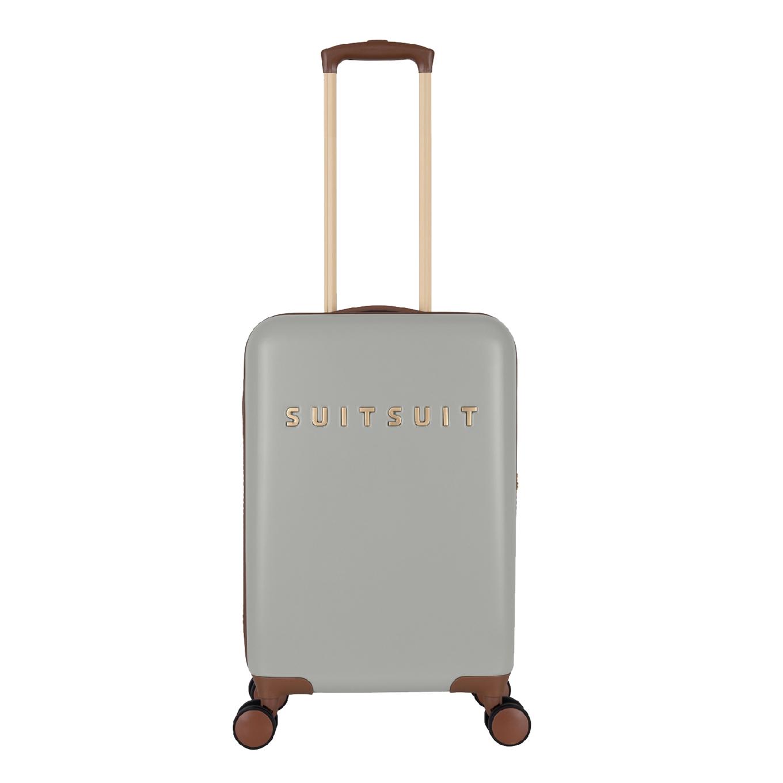 SUITSUIT Fab Seventies Handbagage Trolley 55 cm limestone Harde Koffer <br/></noscript><img class=