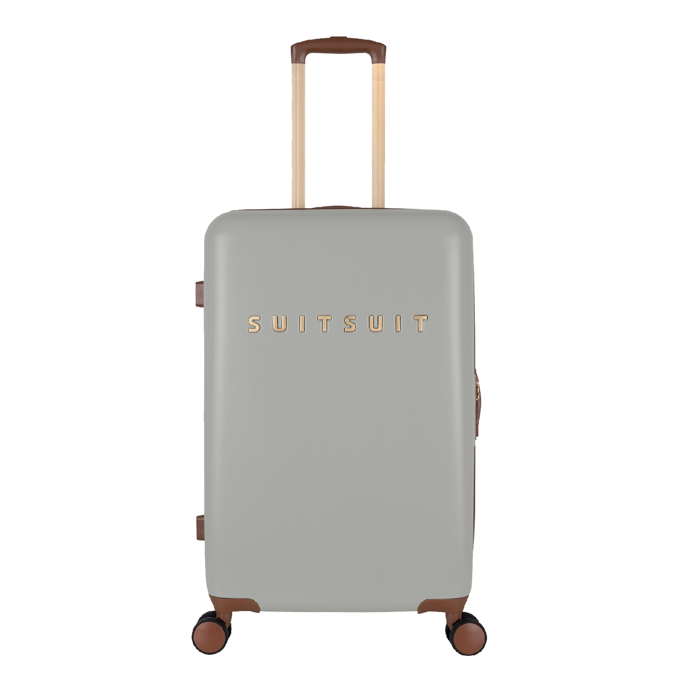 SUITSUIT Fab Seventies Trolley 66 limestone Harde Koffer <br/></noscript><img class=