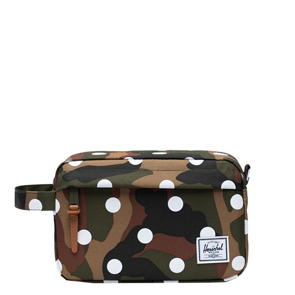 Herschel Supply Co. Chapter Toilettas woodland camo polka Toilettas