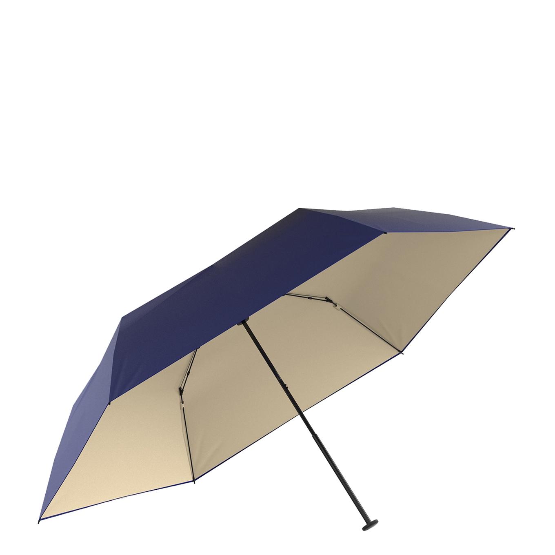 Doppler Zero 99 Paraplu Ultra Sun UV Protection blue ivory (Storm) Paraplu